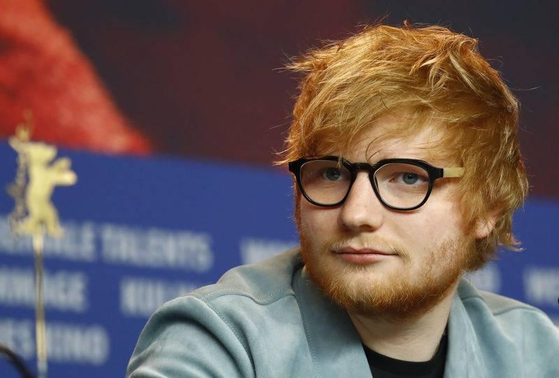 Ed Sheeran se mantiene entre los músicos más ricos de Reino Unido