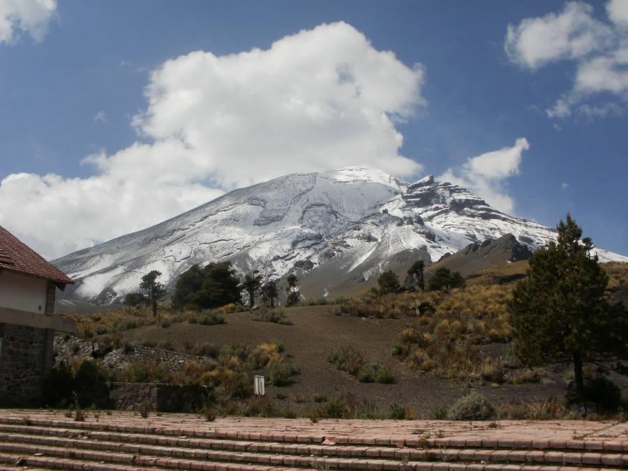 Cuando el mexicano despertó al Popocatépetl