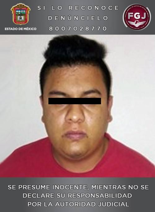 Detienen a probable responsable del asesinato de una niña de 4 años en Atizapan