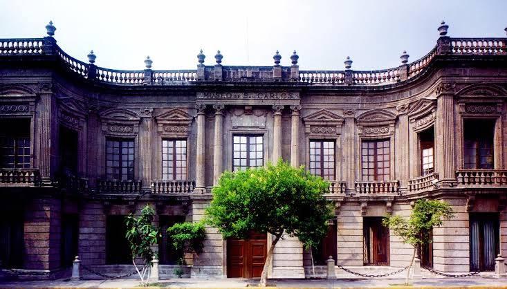 Museo Nacional de ¿San Carlos?