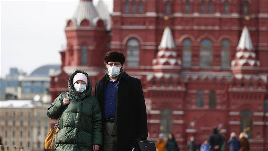 Otra vez, Rusia reporta más de 10 mil nuevos casos de coronavirus