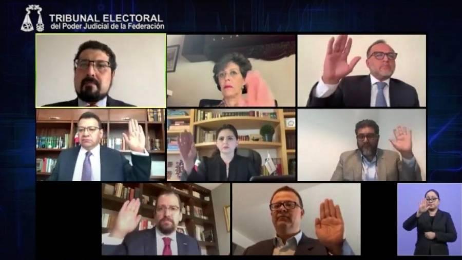 El TEPJF desecha demandas contra decreto presidencial del impuesto a concesionarios de radio y televisión