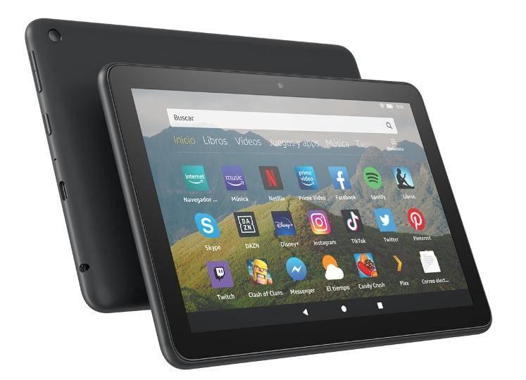 Amazon lanza tres nuevos modelos de tableta Fire
