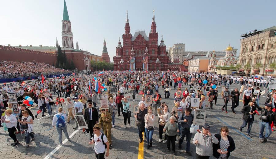 Rusia ya es el segundo país  del mundo con más contagios