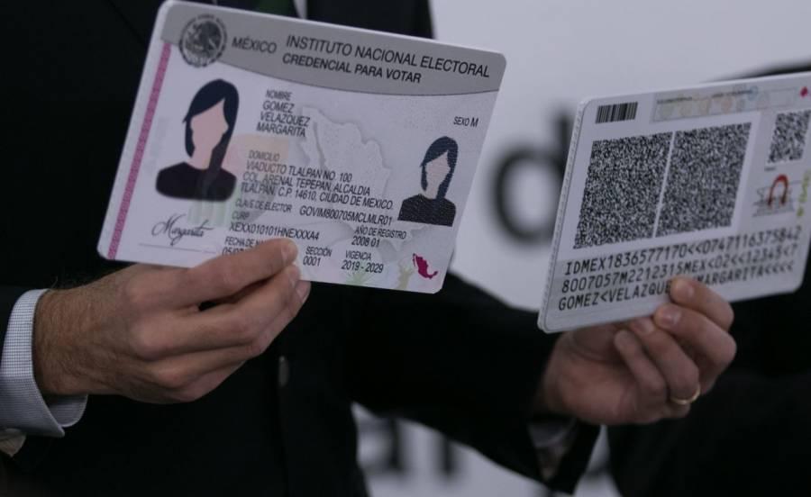 INE brindaría Constancias Digitales como credencial para votar ante Covid-19
