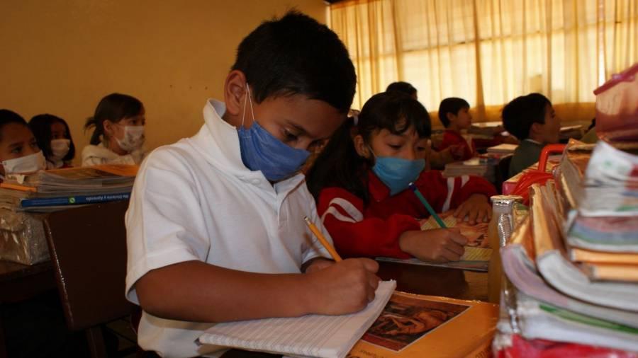 Zacatecas descarta regreso a clases el 18 de mayo