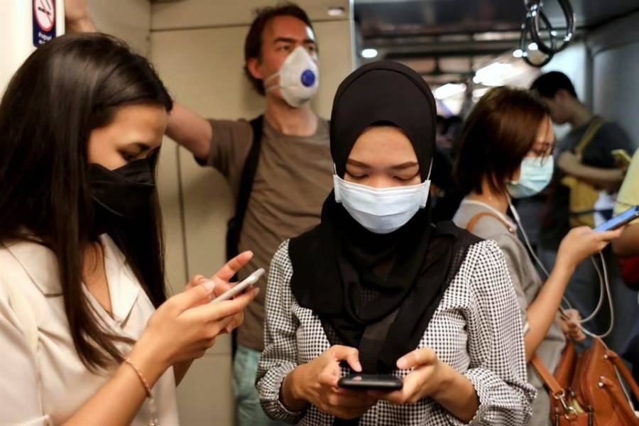 Tailandia reporta cero casos de Covid-19