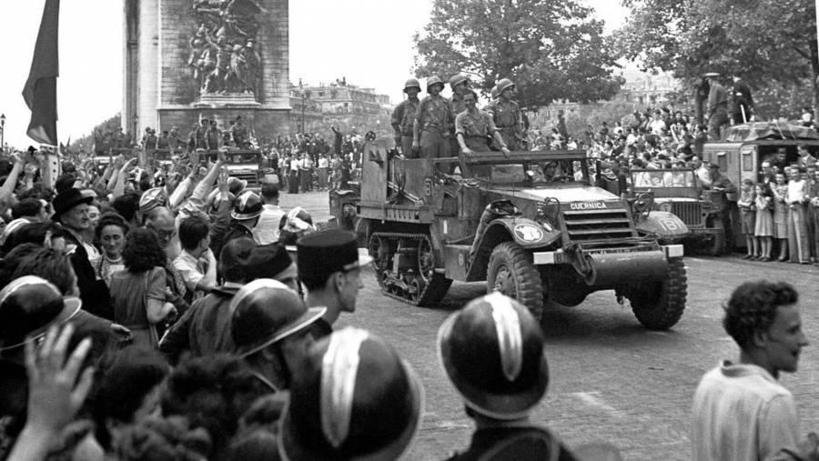 El gran aporte mexicano en la Segunda Guerra Mundial