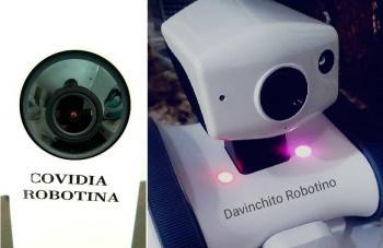 Hospital 20 de noviembre da terapias con minirobots