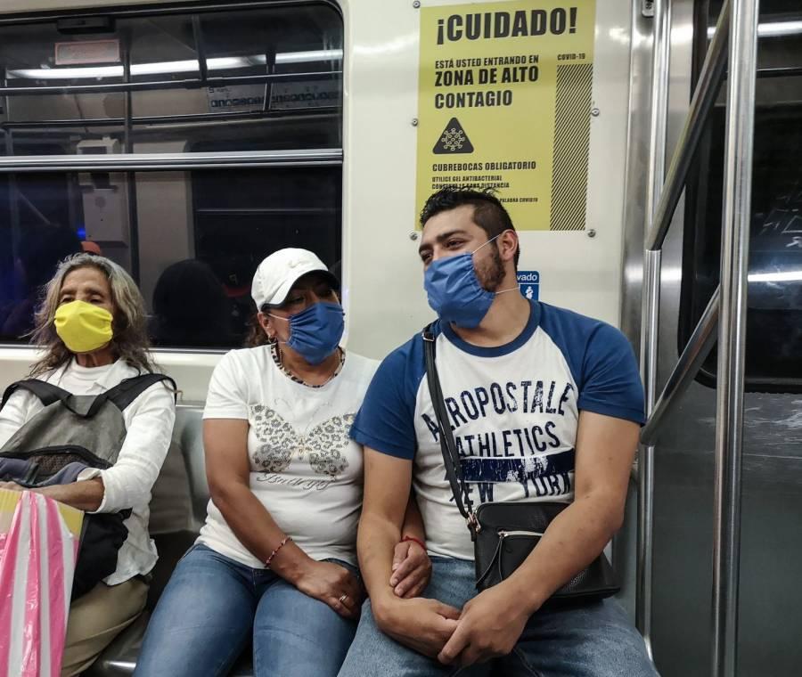 La mayoría de los mexicanos avalan las medidas sanitarias por coronavirus