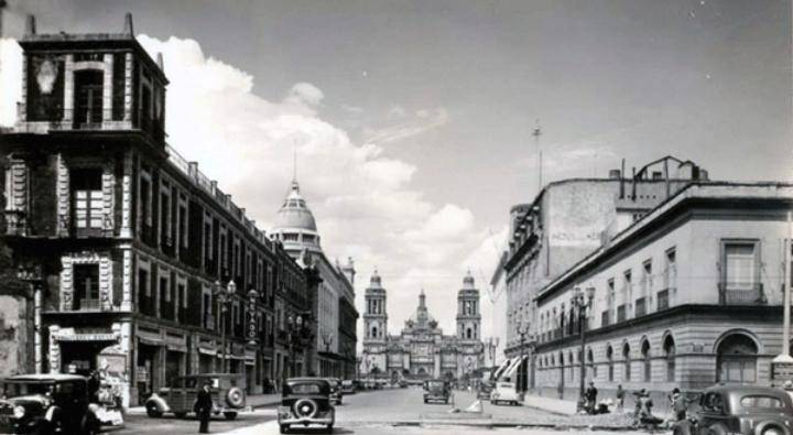 Avenida 20 de noviembre, historia y cambio