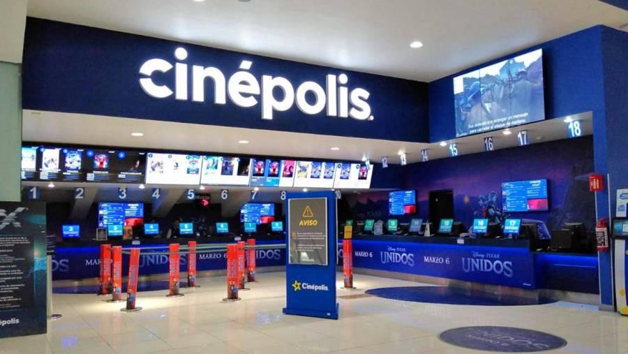Estudian que reapertura de cines y teatro sea en un mes