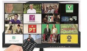 Recortan a partidos 6 mil spots de radio y tv
