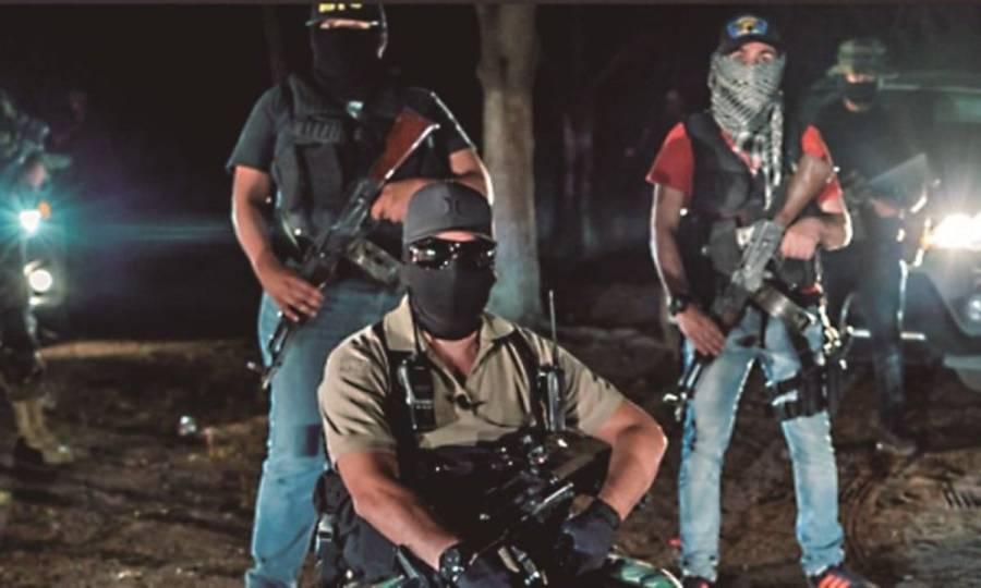 Supuesto integrante del Cártel de Sinaloa, amenaza con 'volar' Reforma por críticas a AMLO