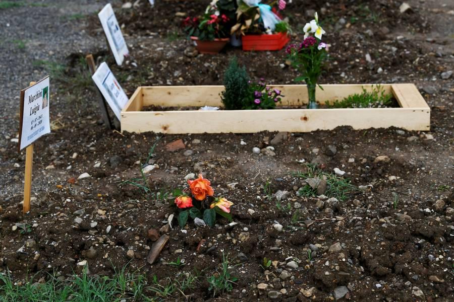En un día, Italia sufre repunte de muertos por Covid-19
