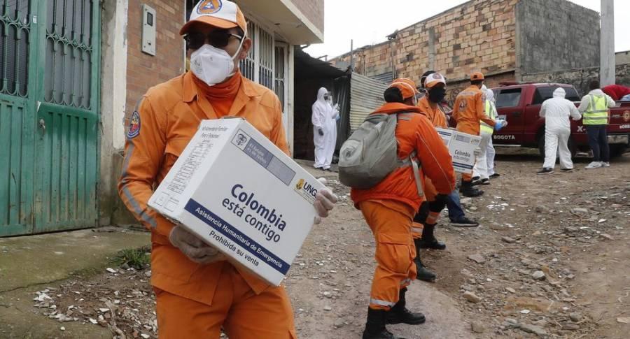 Retira Colombia confinamiento en municipios sin casos de Covid-19