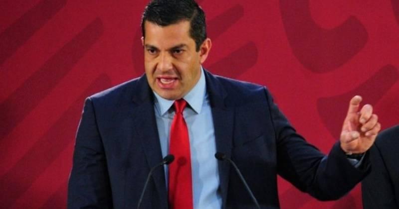 Ricardo Peralta no renunció a SEGOB