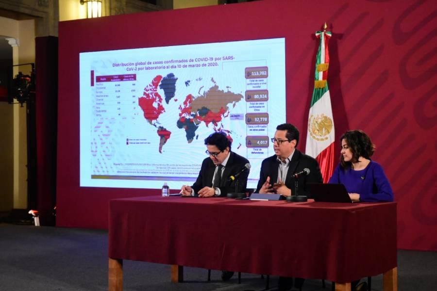 México supera las 4 mil muertes por Covid-19