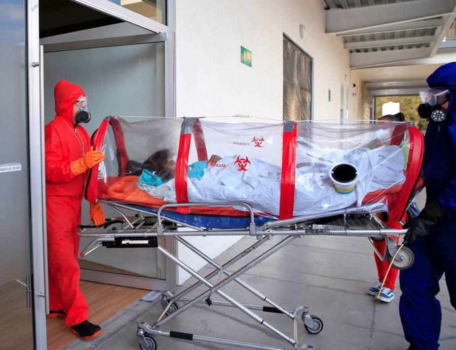 Tras visitar siete hospitales en la CDMX, hombre muere a causa del Covid-19