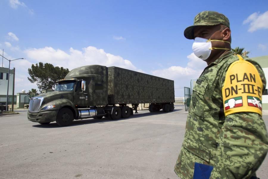 Preocupa a ONU-DH acuerdo de uso de Fuerzas Armadas