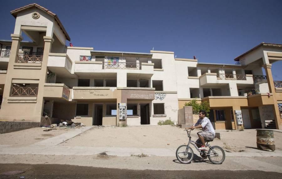 Registra Infonavit 650 mil viviendas abandonadas en el país