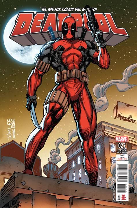 "Cómics de ""Deadpool"" y ""New Mutants"", regresarán en junio"