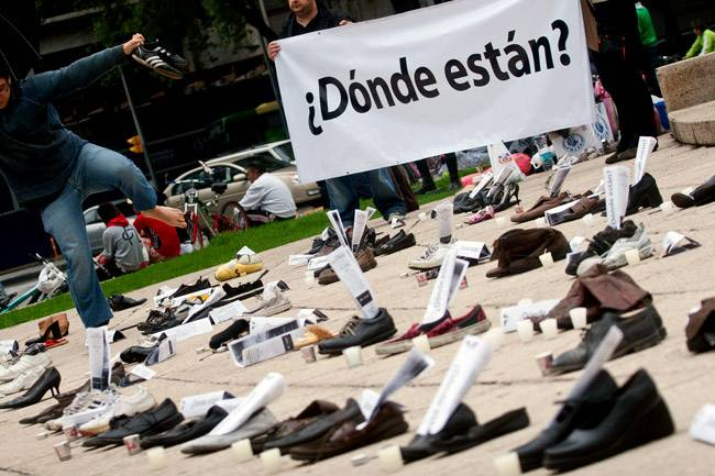 Aun con la pandemia no deben parar la búsqueda de personas desaparecidas: FMOPDH