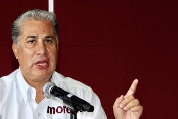 Morena inhabilita a Alejandro Rojas Díaz Durán