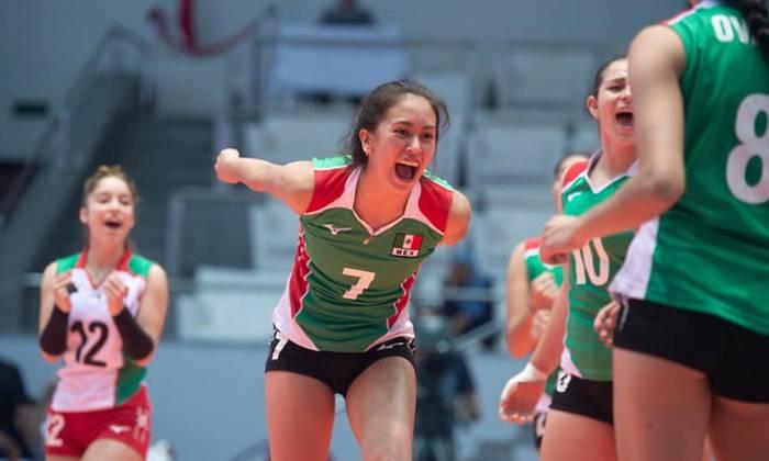 Voleibolista Argentina Ung quiere aportar a selección mexicana