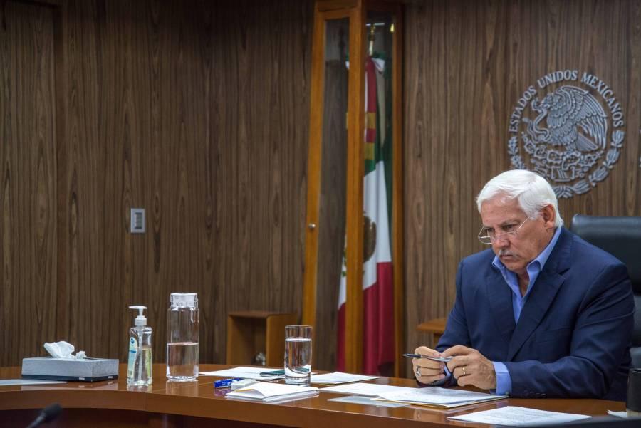 México, Canadá y EU prometen mantener abiertas fronteras