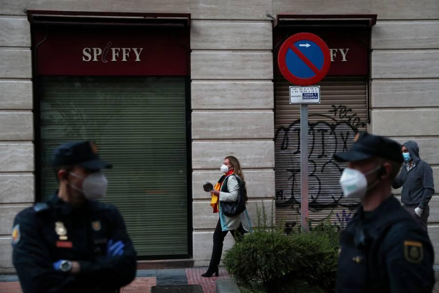 Madrid y Barcelona, se mantienen en confinamiento