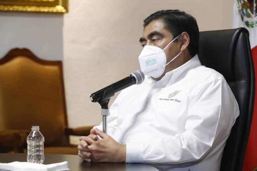 """""""No asumiré costos de unrebrote"""", advierte Barbosa"""