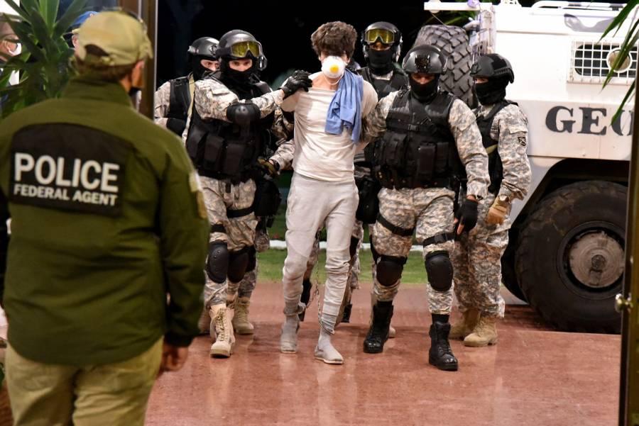 EE. UU. presenta cargos contra el líder de 'Los Cuinis'