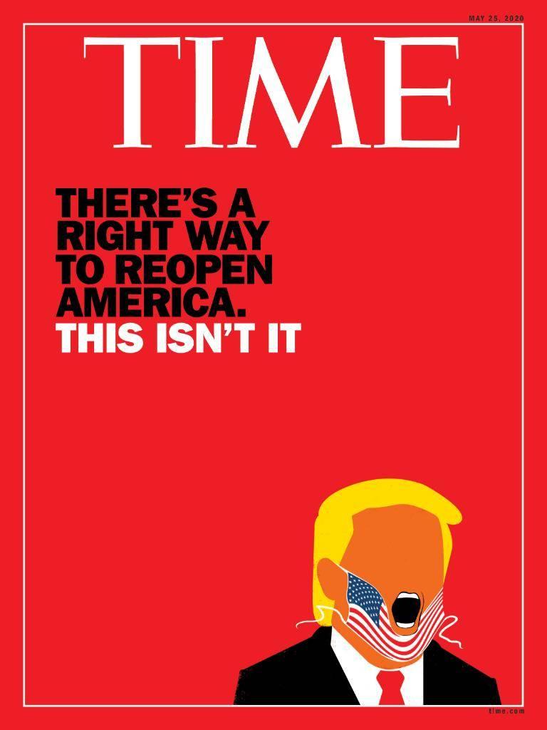"Trump amaga con ""cortar  toda relación con China"""