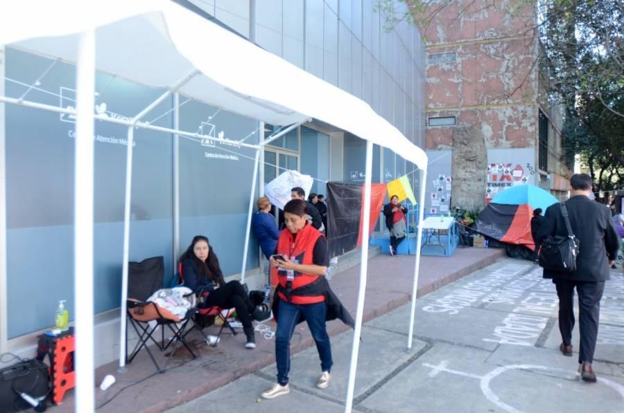 Conciliación exige a Notimex acatar huelga
