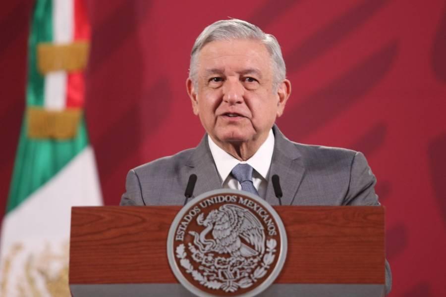 "Apunta López Obrador que existen periódicos ""muy famosos, pero sin ética"