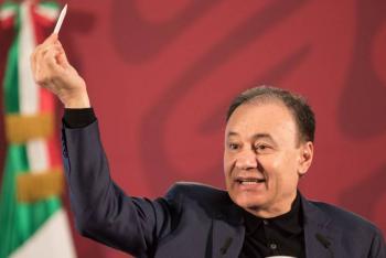 Alfonso Durazo dará a conocer un acuerdo de coordinación con Sedena y Semar