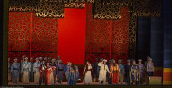 "Domingo de ópera con ""La italiana en Argel"""