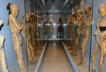 Desaparecen momias en Guanajuato