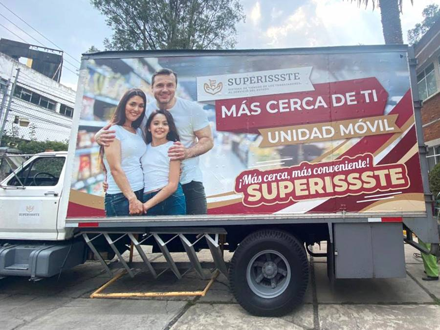 JAPDF y SUPERISSSTE entregan 3 mil 800 despensas