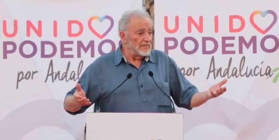 Muere Julio Anguita, líder histórico de Izquierda Unida