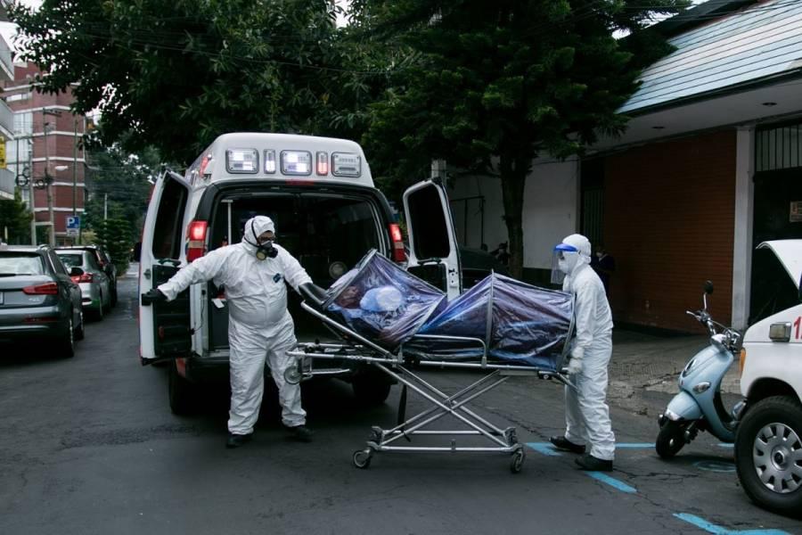 Michoacán reporta 898 contagios y 85 defunciones por Covid-19