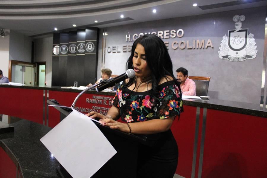 Reportan como desaparecida a diputada de Morena en Colima