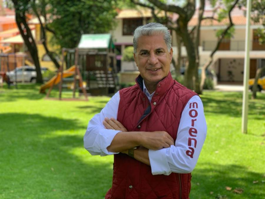 Guerra sucia en Morena contra Alejandro Rojas Díaz-Durán