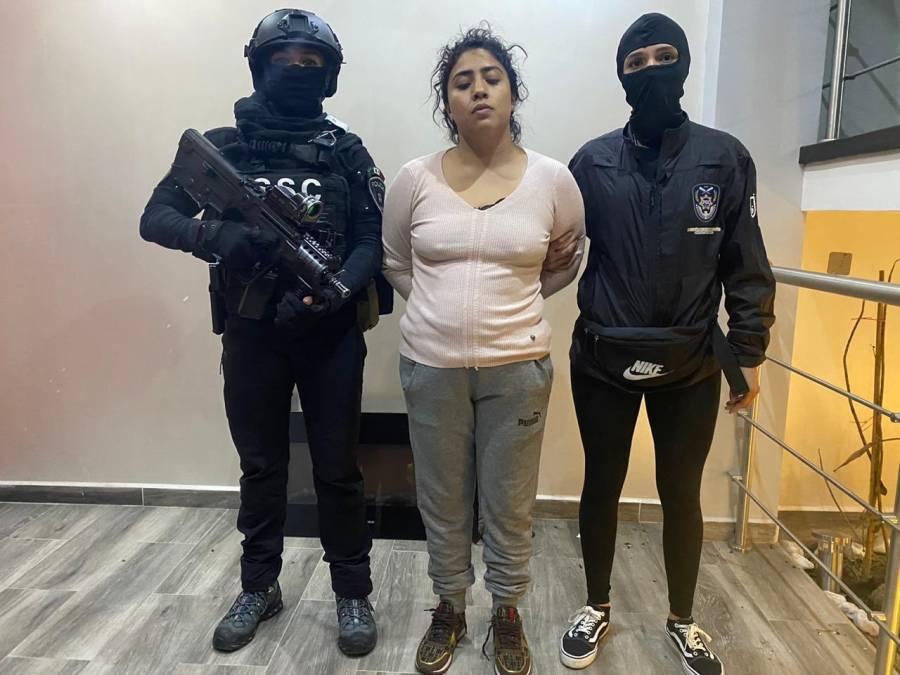 """Detienen a """"La Princesa de Tláhuac"""""""