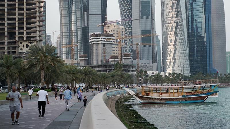 Qatar impone cárcel a quien no use cubrebocas