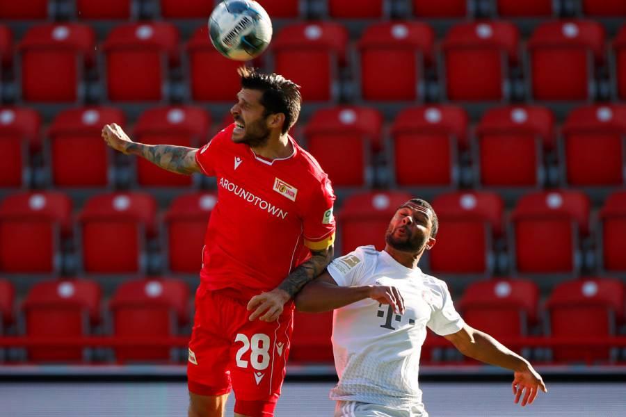 Bayern Múnich regresa a la actividad con triunfo sobre Unión Berlín