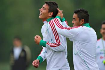 El 24 de junio Hector Moreno y Marco Fabian volverían a jugar en Qatar