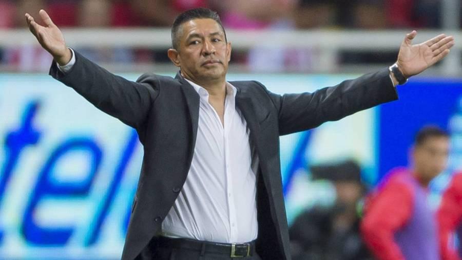 Nacho Ambriz considera que lo mejor es dar por terminada la Clausura 2020