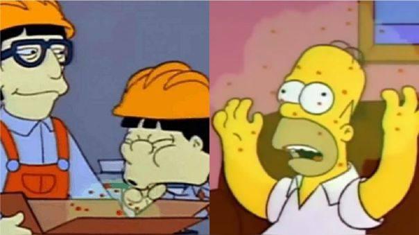 ¿Cómo logran las predicciones Los Simpson?